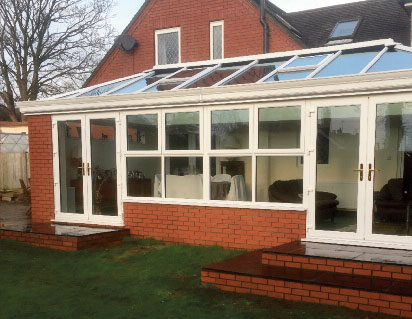 roofs and conservatories