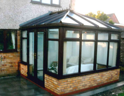 Conservatories Staffordshire