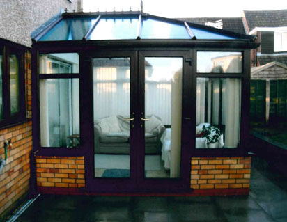 Conservatory Extensions Staffordshire
