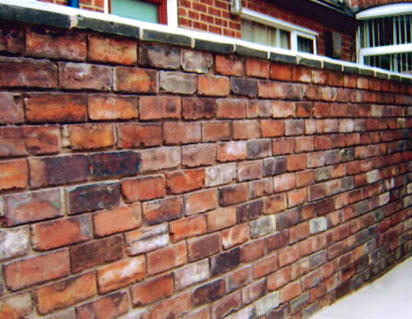 Bricklaying Stoke-on-Trent