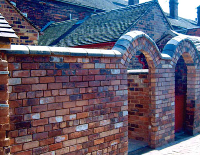 Bricklaying Staffordshire
