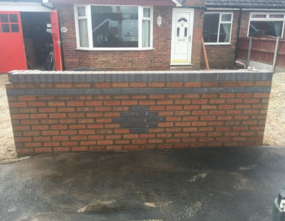 Bricklaying Brick Walls Amp Bricks Stoke On Trent