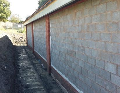 Bricklaying Brick Walls Amp Bricks Stoke On Trent